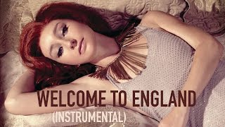 02. Welcome to England (instrumental + sheet music) - Tori Amos
