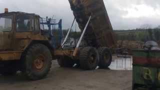 861 Volvo Dump Truck 6x4