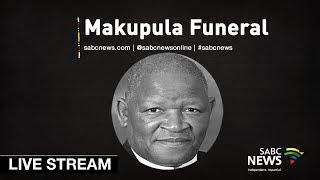 Mandla Makupula official provincial funeral, 20 October 2018