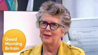 Prue Leith Judges Piers' Wife's Cookies | Good Morning Britain