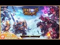 Heroes of Magic Card Battle RPG Gameplay iOS Android Games