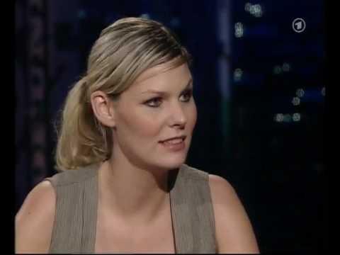 Eva Briegel (Juli) bei Harald Schmidt - 08.11.2006