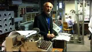 Visit to Bletchley Park and National Museum of Computing: The Colossus and Tony Sale
