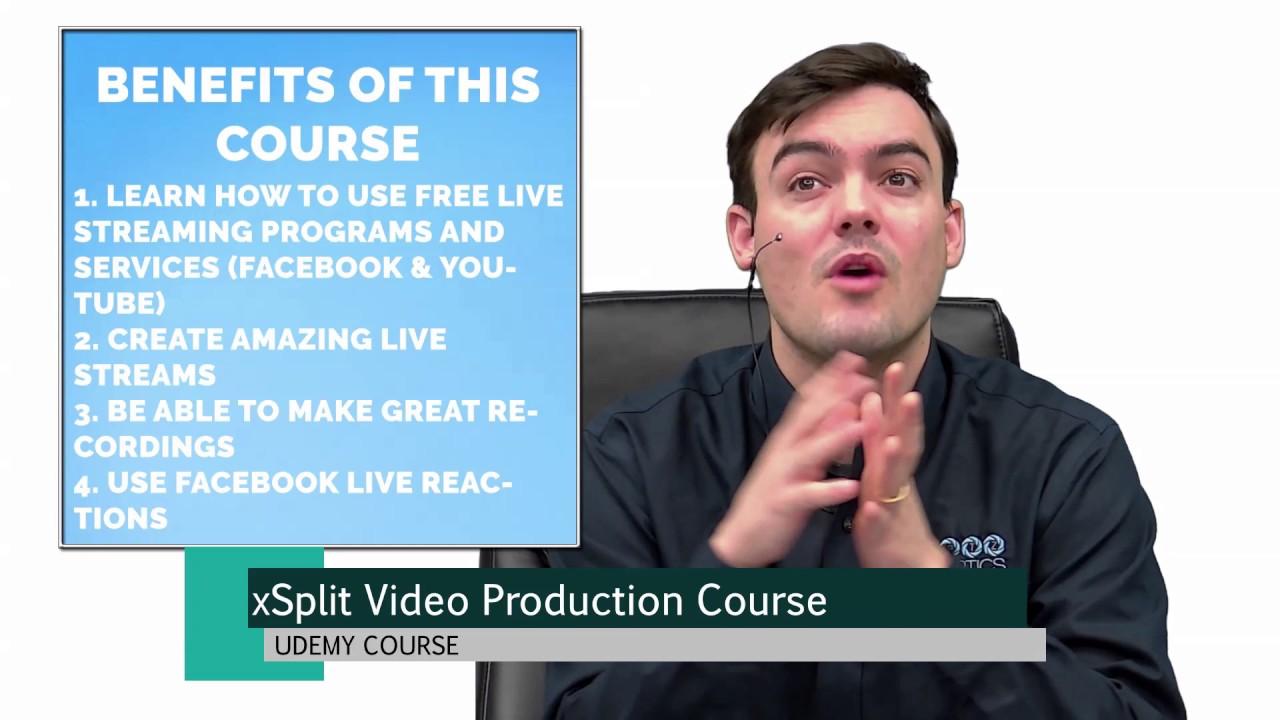 Free xsplit training course youtube free xsplit training course fandeluxe Gallery
