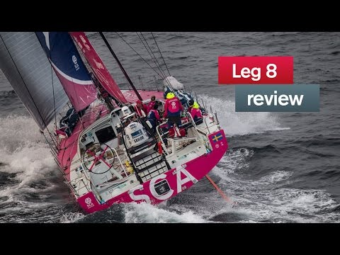 Leg 8 review | Volvo Ocean Race 2014-15