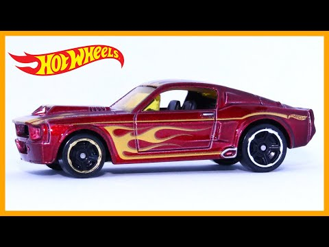 Hot Wheels 1967 Shelby Mustang GT 500 (1 Minute Car Review)