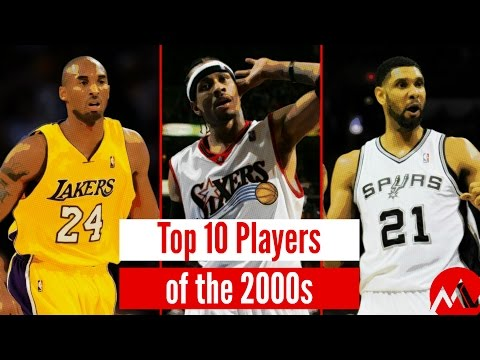 Top 10 Greatest NBA Players of the 2000s