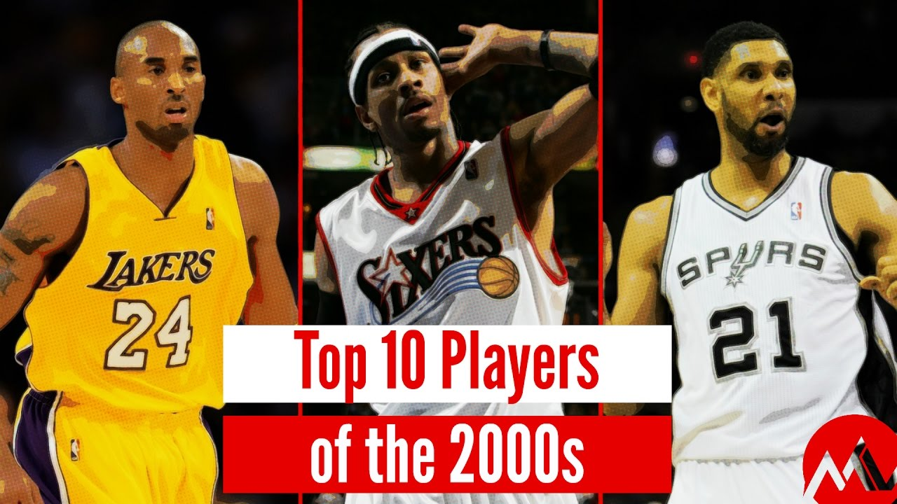 f7431e9c3e9e Top 10 Greatest NBA Players of the 2000s - YouTube