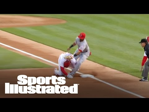 Ever Wonder How The MLB Instant Replay Works? Watch This  Sports Illustrated  Sports Illustrated