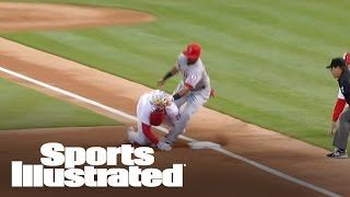 Ever Wonder How The MLB Instant Replay Works? Watch This | Sports Illustrated