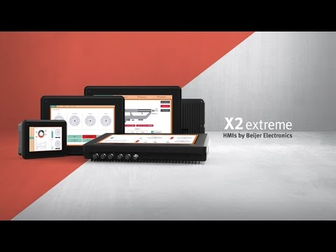 X2 extreme by Beijer Electronics