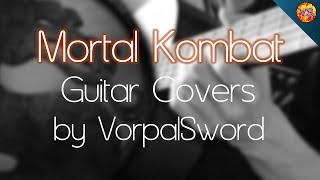 Mortal Kombat Theme | Guitar Covers