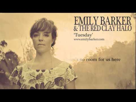 Emily Barker & The Red Clay Halo - Tuesday (Lyric Video)