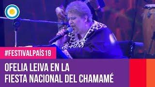 Ofelia Leiva en el Festival Nacional del Chamamé - #FestivalPaís19