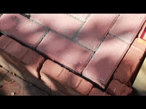 How to Landscape With Brick Pavers : Landscaping Basics