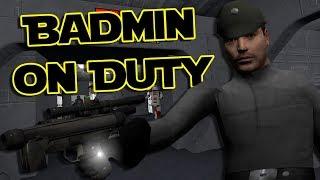 Badmin Shenanigans - Star Wars RP (Garry\'s Mod)