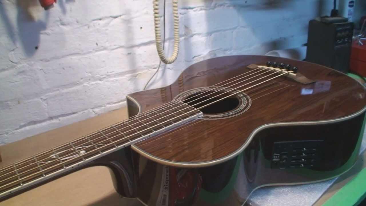 Bass String Acoustic Guitar : ibanez 5 string acoustic bass guitar youtube ~ Hamham.info Haus und Dekorationen