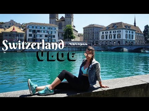 Switzerland Vlog   TRAVEL DIARY thumbnail