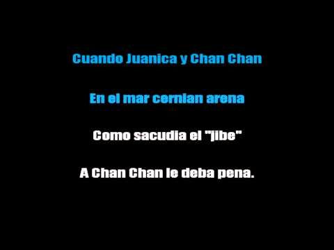 BUENA VISTA SOCIAL CLUB - CHAN CHAN - KARAOKE