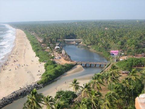 Payyambalam Beach| Kannur Beach| Kerala Beaches| Beaches in Kerala| Kerala Beach Resorts| - YouTube