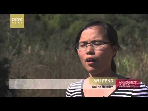 Assignment Asia: Chinese Farmers Cash in Online