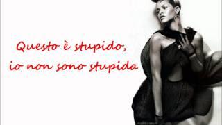 Rihanna - Stupid in Love [Traduzione italiana]
