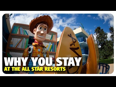 Why You Stay at the All Star Resorts | Best and Worst | 12/06/17