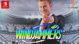 Windjammers - Release Trailer   Nintendo Switch