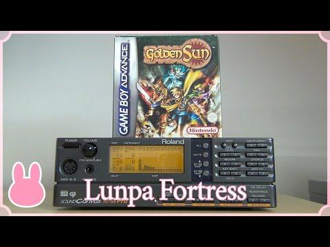 Golden Sun Restored OST - Lunpa Fortress
