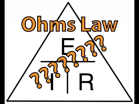 Ohms Law     Basic electronics #001
