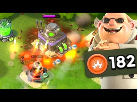 Boom Beach 182 Gunboat Energy Dr T Speed Run!!
