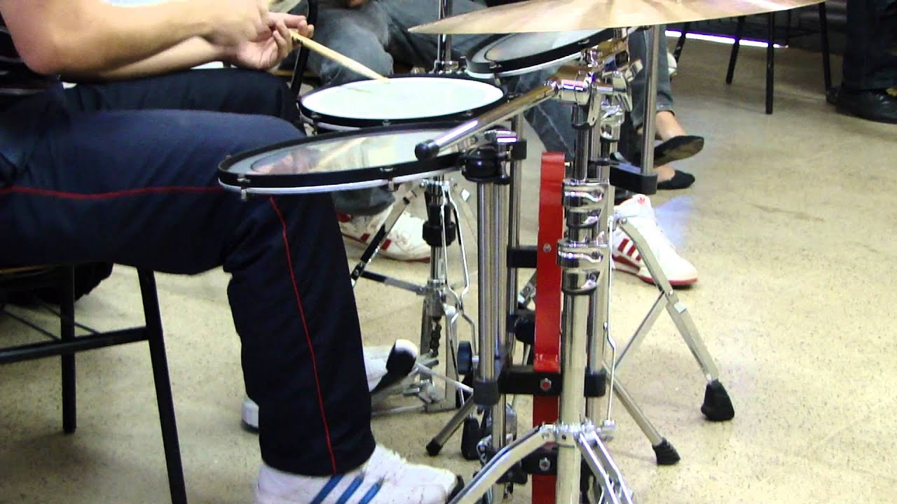 how to make a space drum