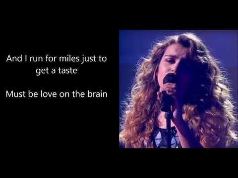 Love on the brain - Amaia OT Letra