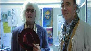 Facejacker: Brian Badonde Life Drawing (Part 1)
