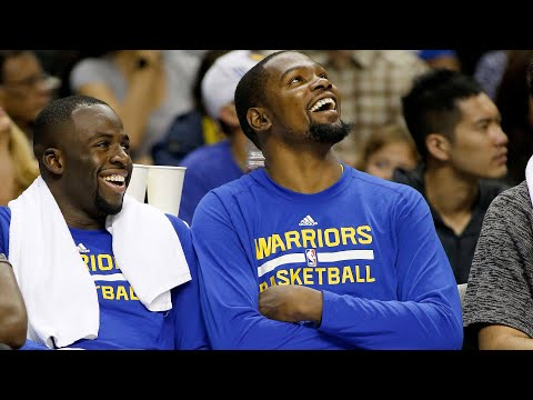Golden State Warriors Funny Moments Part 8