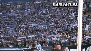 Željezničar - Viktoria Plzen 1:2 THE MANIACS 1987