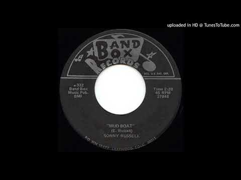 SONNY RUSSELL: Mud Boat (Band Box Records) 1963 -- Colorado