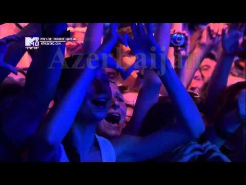 Enrique Iglesias - Ring my Bells (MTV Live Batumi, Georgia 2011)