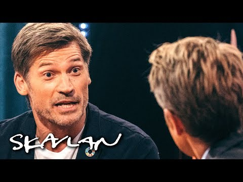 Game of Thrones' Nikolaj Coster-Waldau: – We no longer get scripts | Skavlan