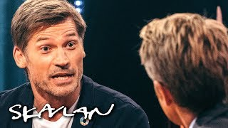 Game of Thrones' Nikolaj Coster-Waldau: –We no longer get scripts | SVT/NRK/Skavlan
