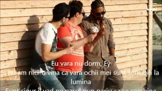 Connect-R - Vara nu dorm KARAOKE with lyrics D.K.P Official Video