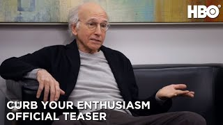 Curb Your Enthusiasm: Season 10 | Waiting Room Teaser | HBO