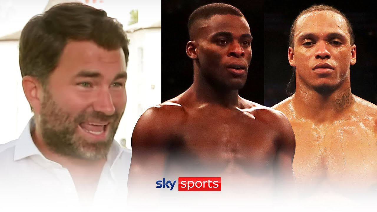 """Let's get Buatsi vs Yarde for next year!"" 