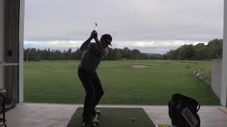 EASY DRILL FOR MAINTAINING SPINE ANGLE-GOLF WRX