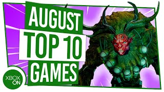 Top 10 Biggest Xbox Games Coming Out | August 2019