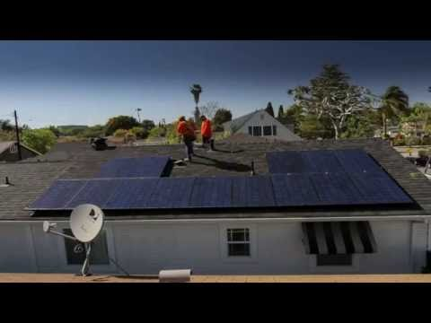 Timelapse Solar Industrial Internal Content
