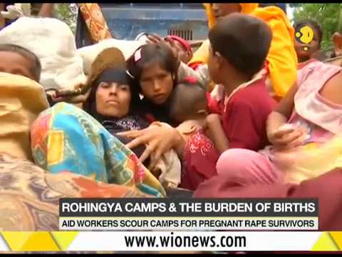 Rohingya crisis: Camp full of pregnant women, who are rape survivers