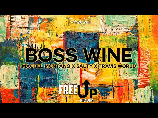 Boss Wine (Official Dance Video) | Machel Montano, Salty & Travis World | Free Up Riddim | Soca 2020