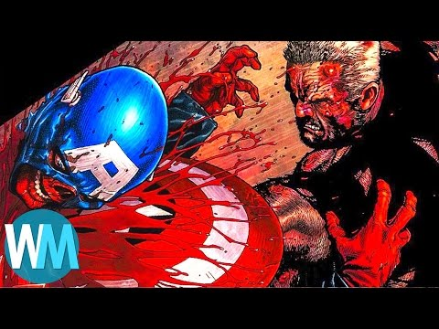 Top 10 Wolverine Comics You HAVE to Read