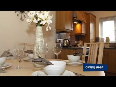 New homes at The Grange, Bowburn, Durham